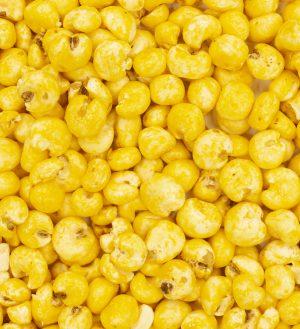 Kukurydza mushroom w pomarańczy