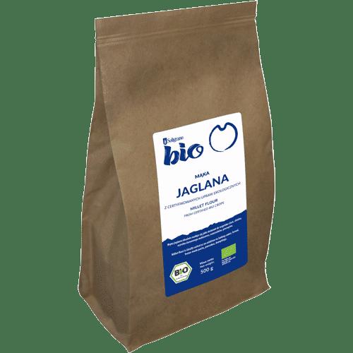 mąka jaglana pełnoziarnista