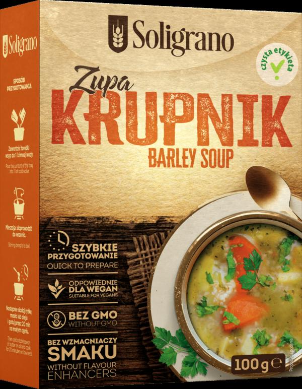 Zupa Krupnik Soligrano