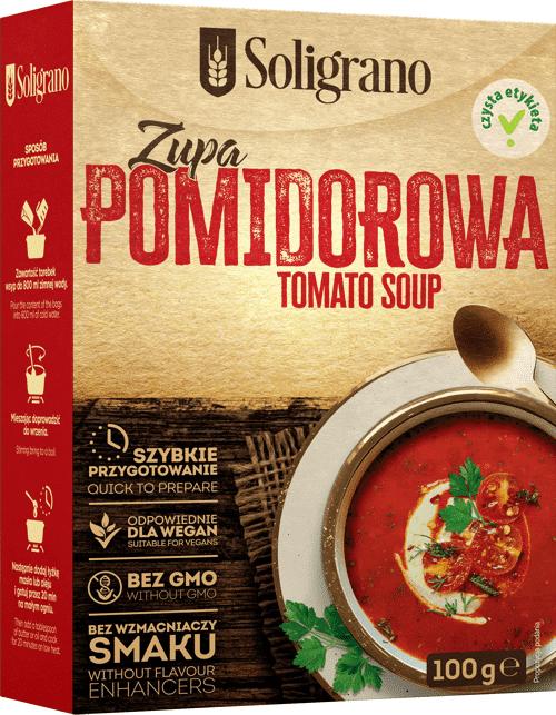 Zupa pomidorowa Soligrano