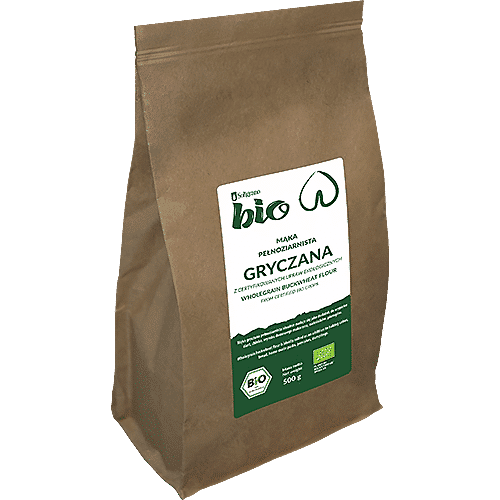 whole grain buckwheat flour