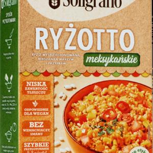 Ryżotto meksykańskie Soligrano